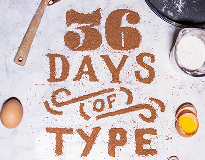 36 Days of Type Book Cover