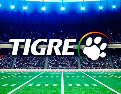 Hot Site Convenção de vendas Tigre 2017