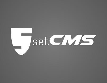 setCMS System Logo
