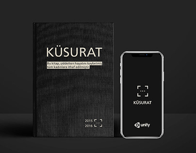 """KÜSURAT"" Augmented Reality Enhanced Book"