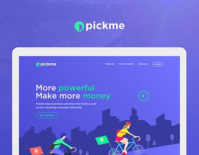App | Pickme