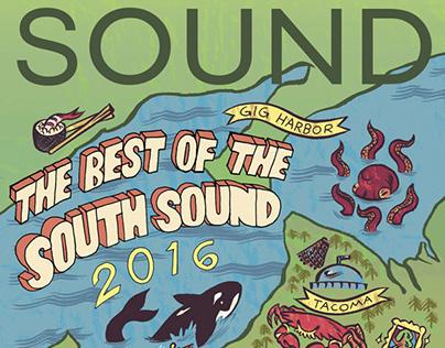 South Sound Magazine Cover