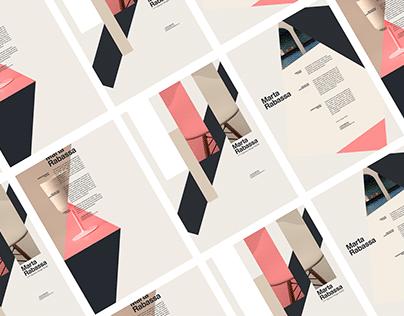 Marta Rabassa / Brand Identity
