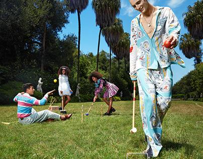 Fall Fashion for Los Angeles Magazine