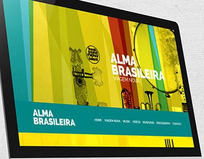 Responsive Web Design - Alma Brasileira