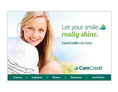 CareCredit - Dental Mailer