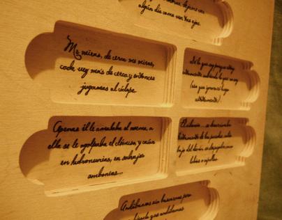 Book Design: La Rayuela