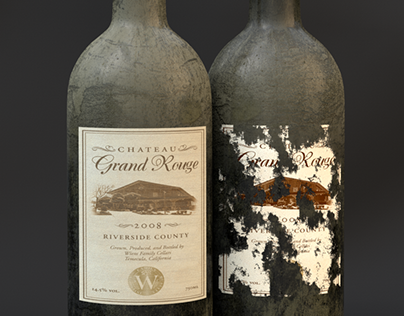 Wine Bottle challenge