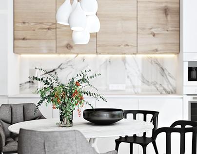 Cozy flat in Stuttgart