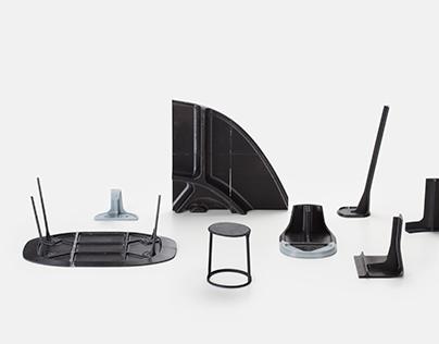 MM Iron casting ware