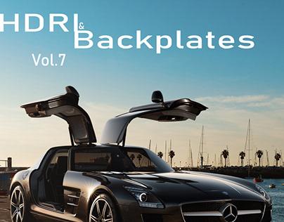 Backplates & HDRI vol.7