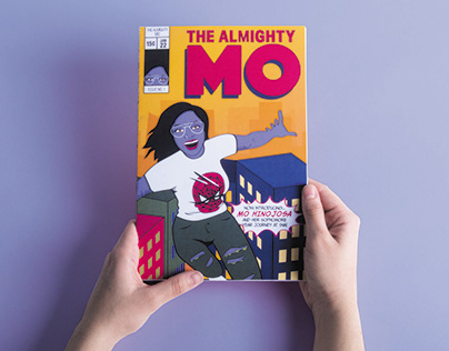 THE ALMIGHTY MO : Personal Comic Visual Diary