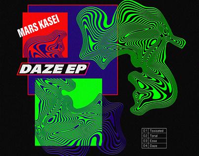 Mars Kasei - DAZE EP