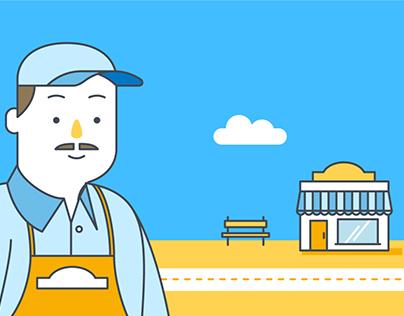 Badgebox - Animation