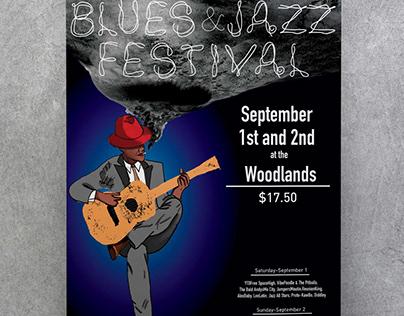 Blues and Jazz festivle