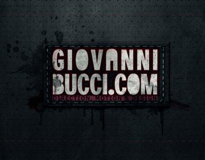 Giovanni Bucci showreel 2012