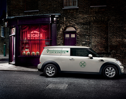 MINI Clubvan - For special deliveries