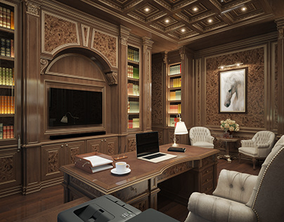 Office for businessman