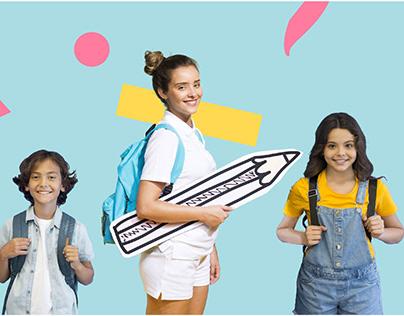 NOON Back To School Social Media Campaign - UnOfficial