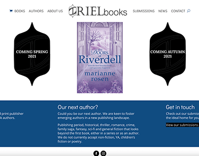 Oriel Books - UK Book Publishing Company