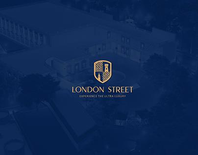 London Street Resort Branding