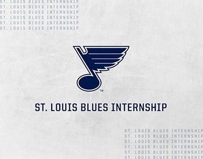 St. Louis Blues Internship