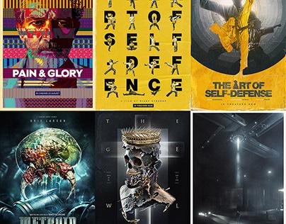 Alternative posters & fan art: Vol.01