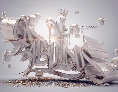 /// Typography 3D - 17 ///