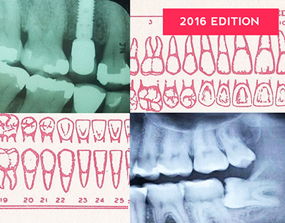 2016 Manual on Dental Surgery Cover Design