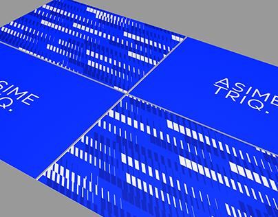 Asimetriq - Identity Design