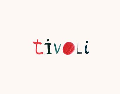 Tivoli branding, logotype & spot illustrations