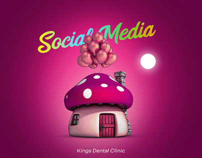 Social media | Kings dental clinic