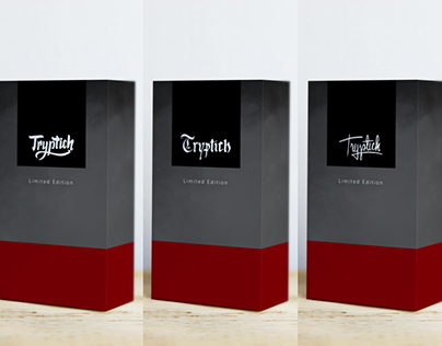 Tryptich Packaging Variants