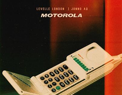 Levelle London x Jonna AQ - Motorolla