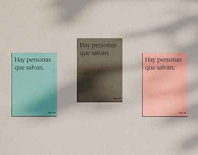 Personas que salvan