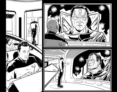Star Trek TNG(Sequential Published Work) 2018
