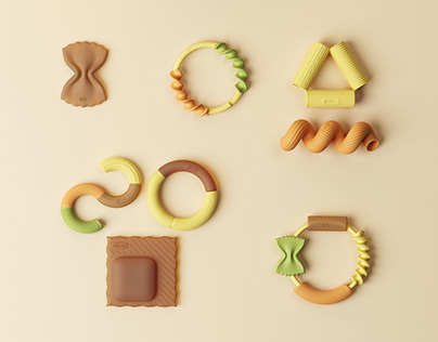 Teethers, Chicco Italy