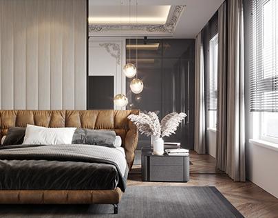 Apartment VICTORIA- Bedroom design