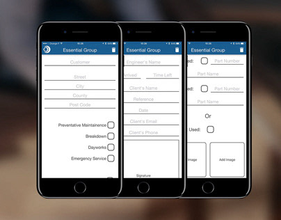 Smudge - Digital Forms (for iPhone and iPad)