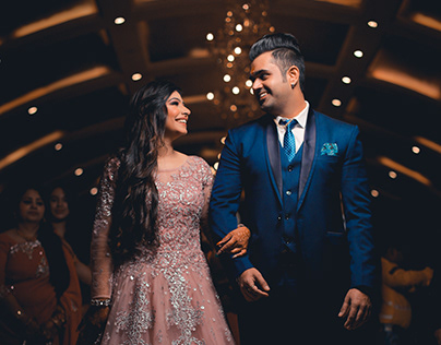 Engagement Photography - Astha & Harshit