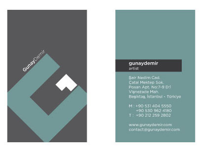 Brand Identity/Business Card