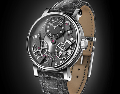 Breguet Watch CGI 3D