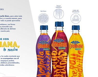 Lo colombiano se come con colombiana
