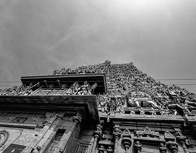 Around The Temple