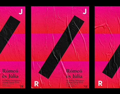 Theater Poster Series
