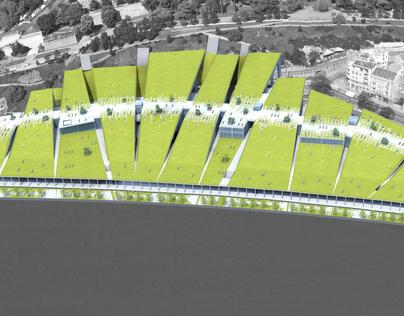 Beton Hala Waterfront Centre