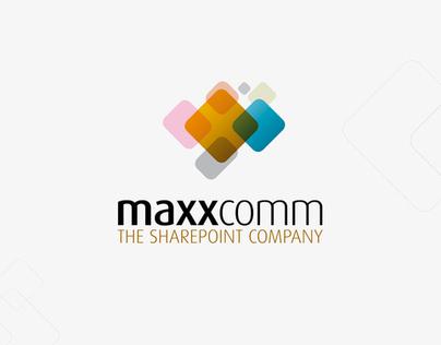 maxxcomm technology - Visual Identity