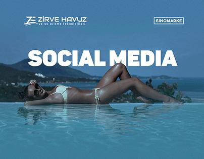 ZİRVE HAVUZ - SOCIAL MEDIA