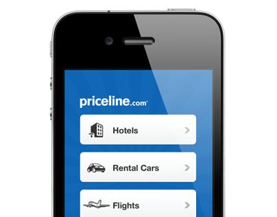 Priceline.com iOS App: Hotels & Flights