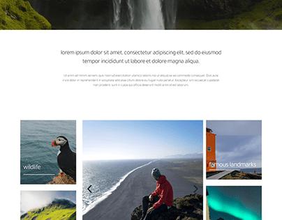 Traveller website